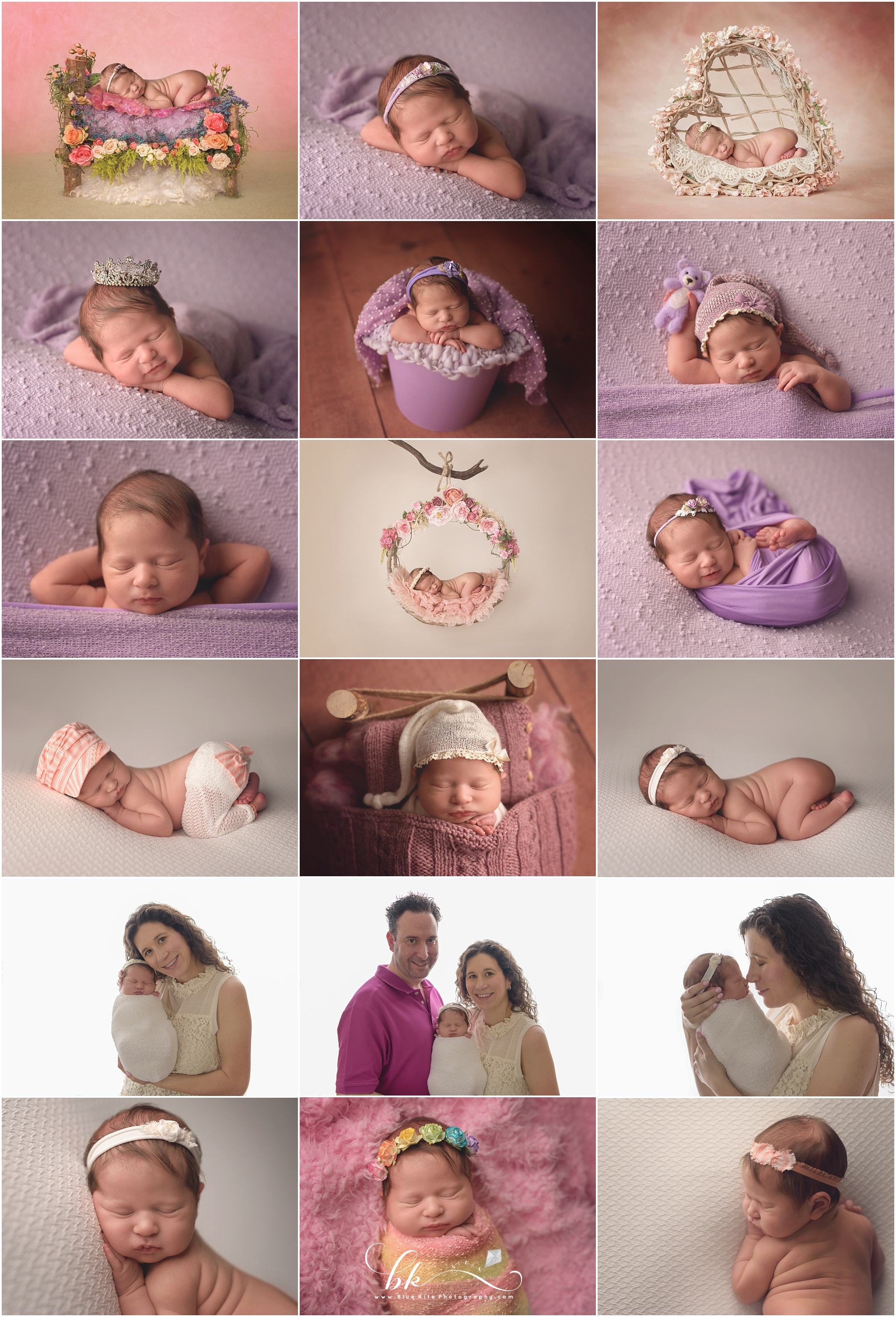 Coral Springs newborn photographer