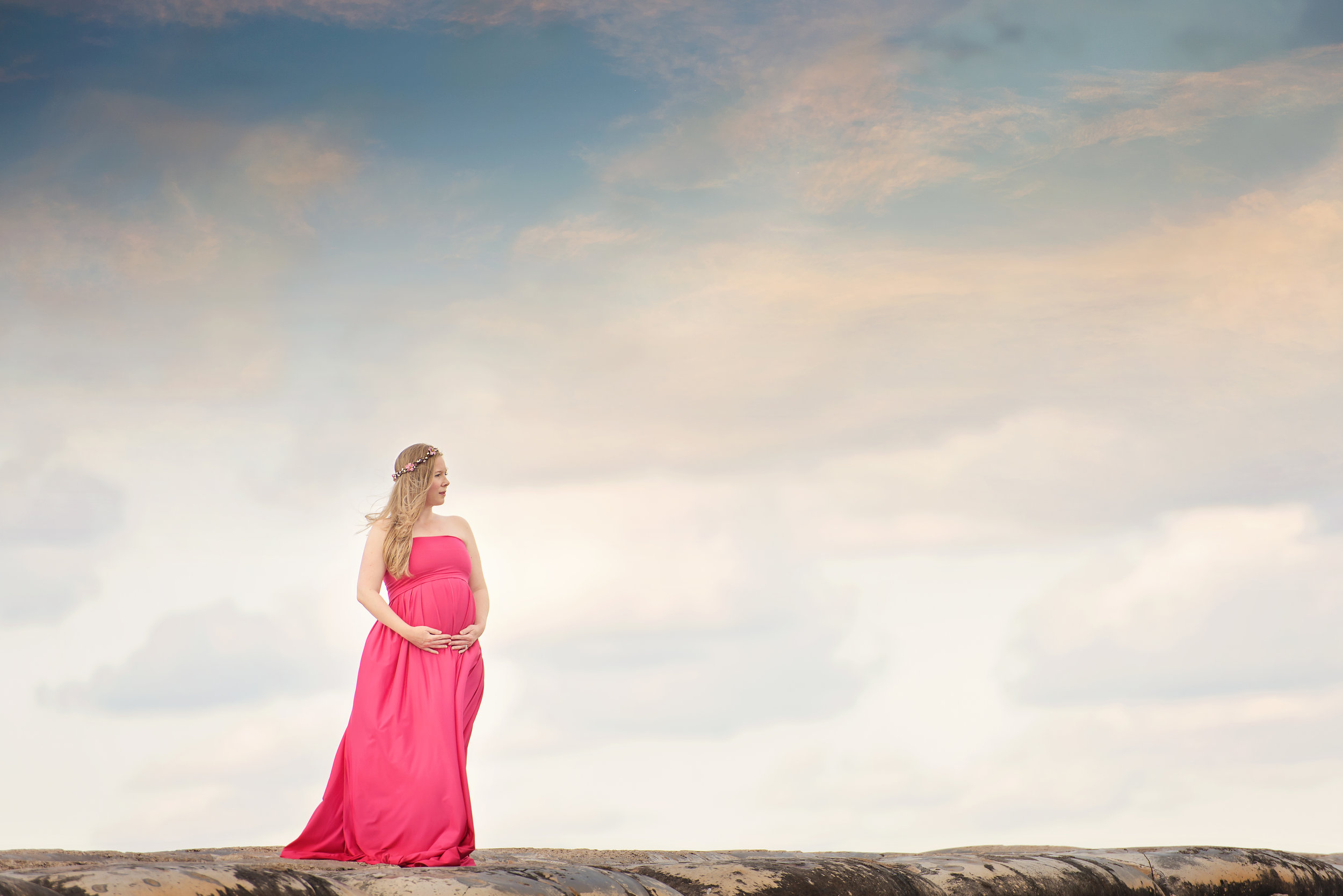 Wellington maternity photographer