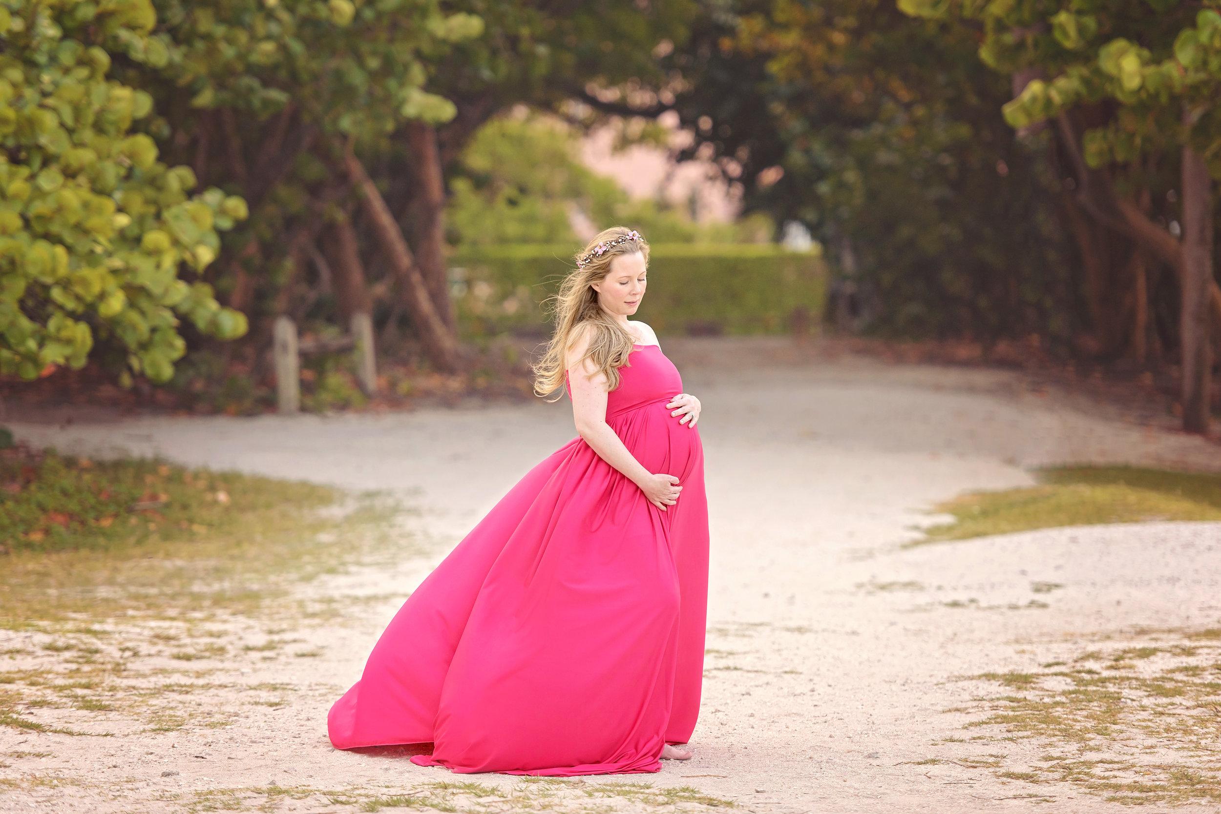 Parkland maternity photographer