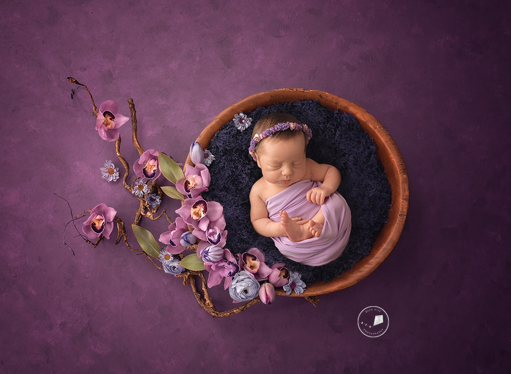 newborn photographer in Boca Raton
