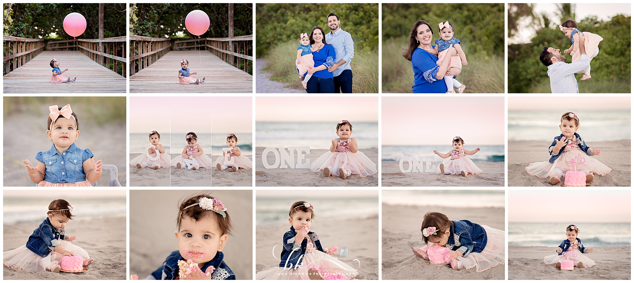 Baby photographer, Beach session in Coral Springs, FL