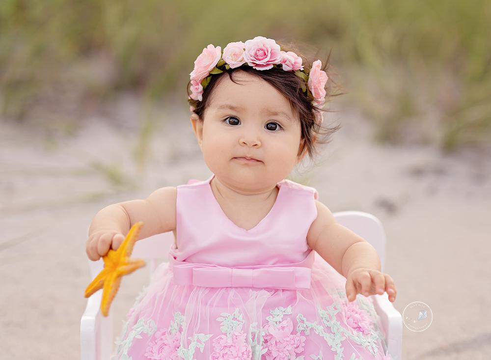 Baby beach session boca raton