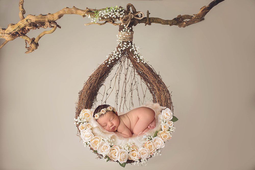 Copy of Copy of Copy of Parkland newborn photographer