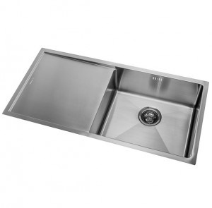 Single Bowl with Drainer