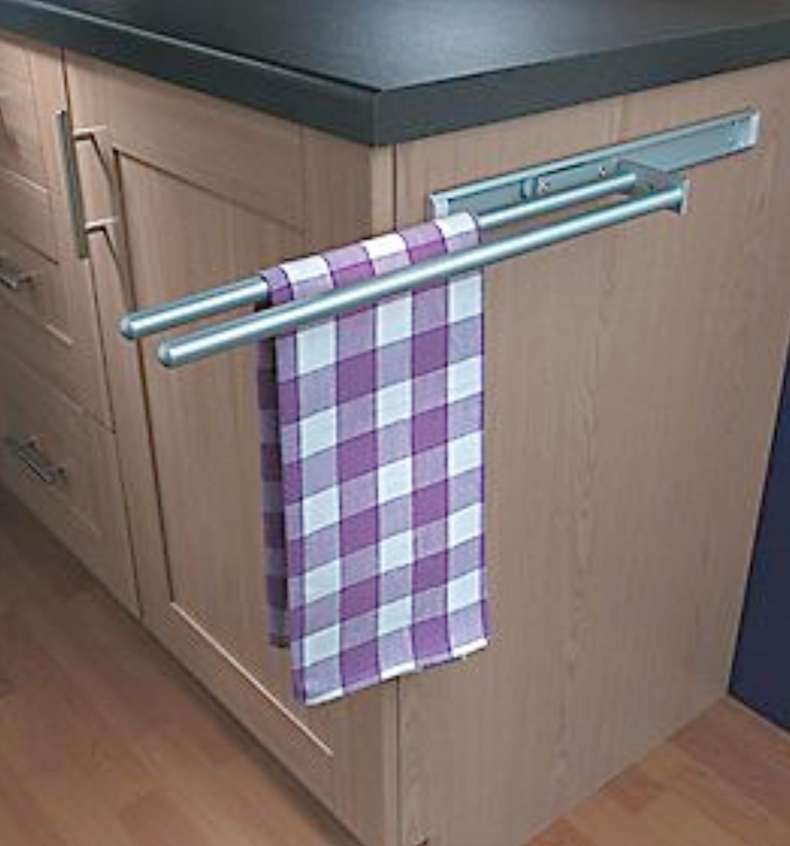 Extendable Tea Towel Rail