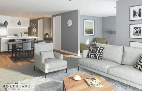 Idaburn Interior Render by Northlake