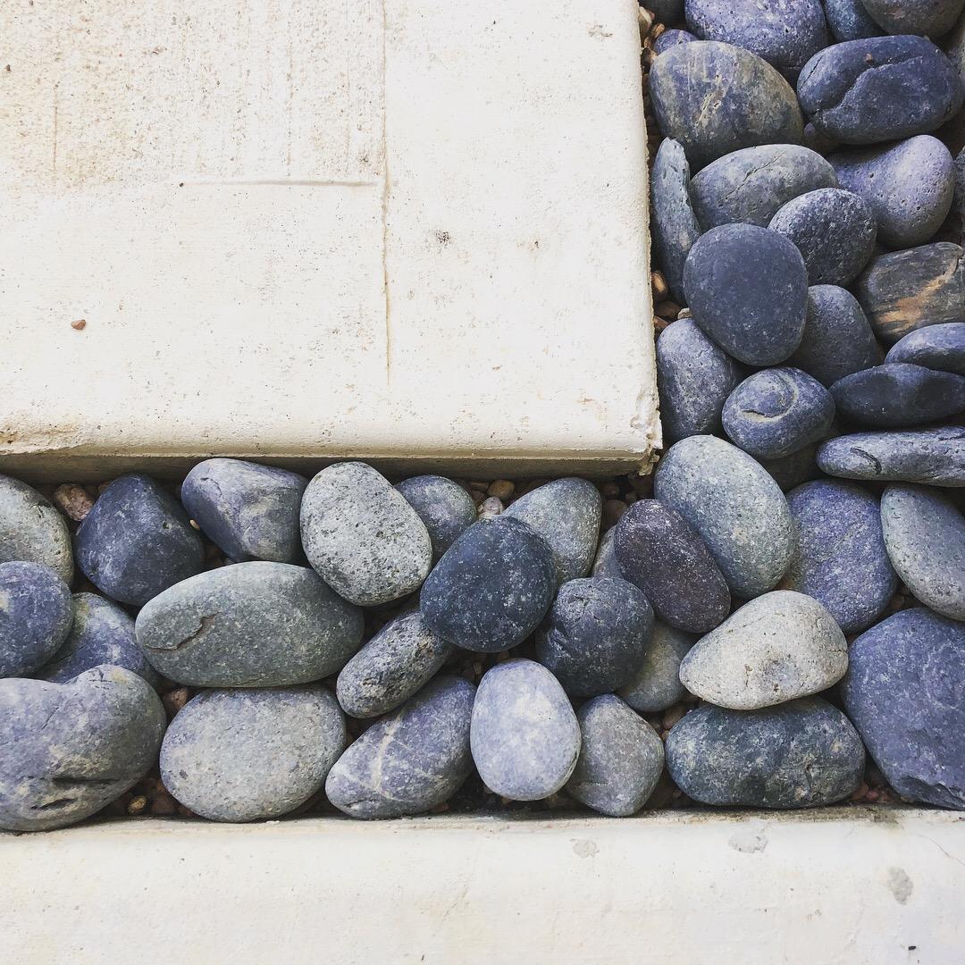 Modern Materials cement beach rock