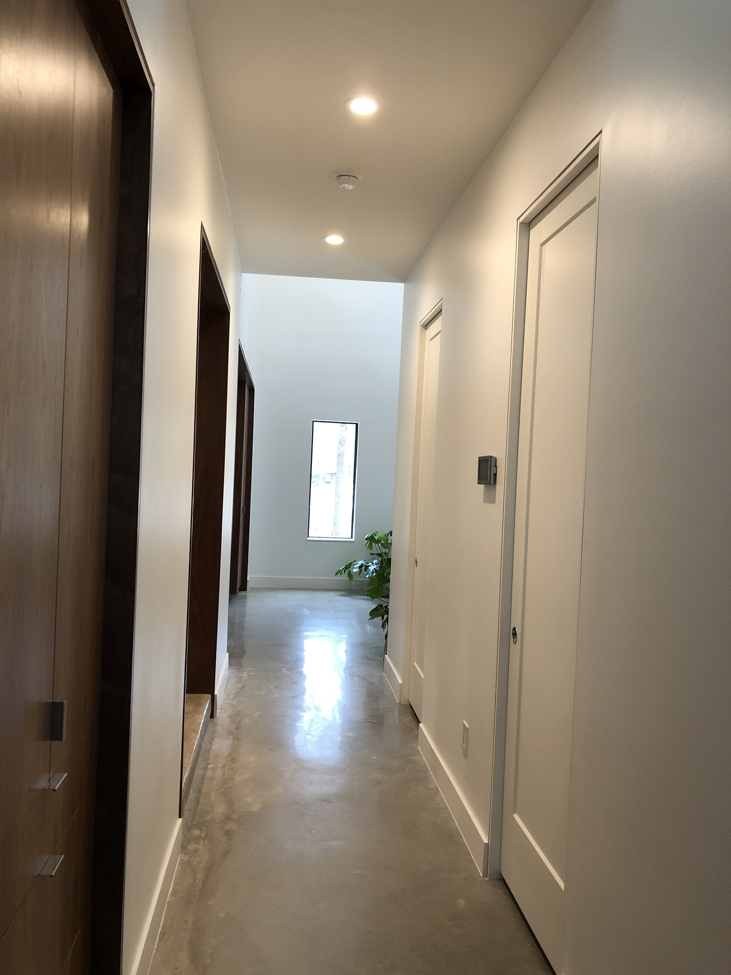 interior doors designer tips modern home hall