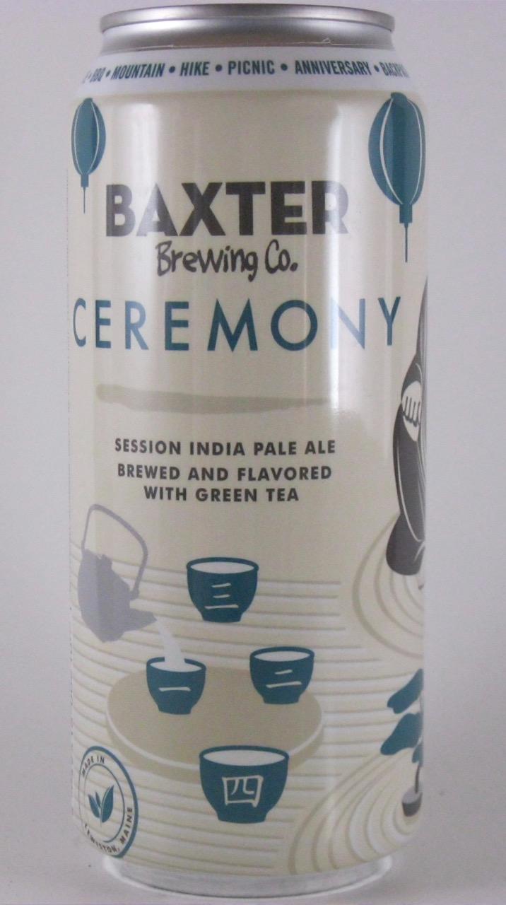 Baxter - Ceremony