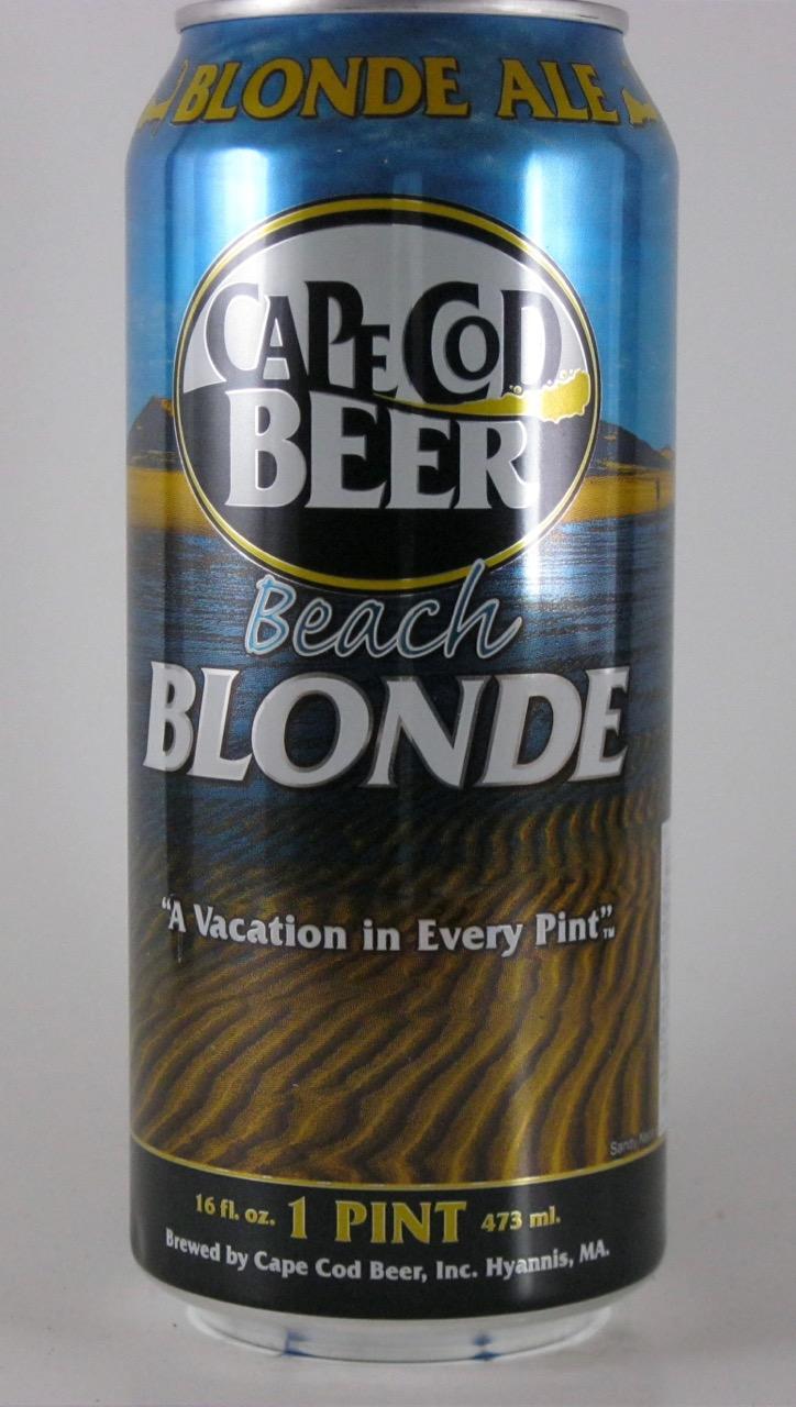Cape Cod - Beach Blonde