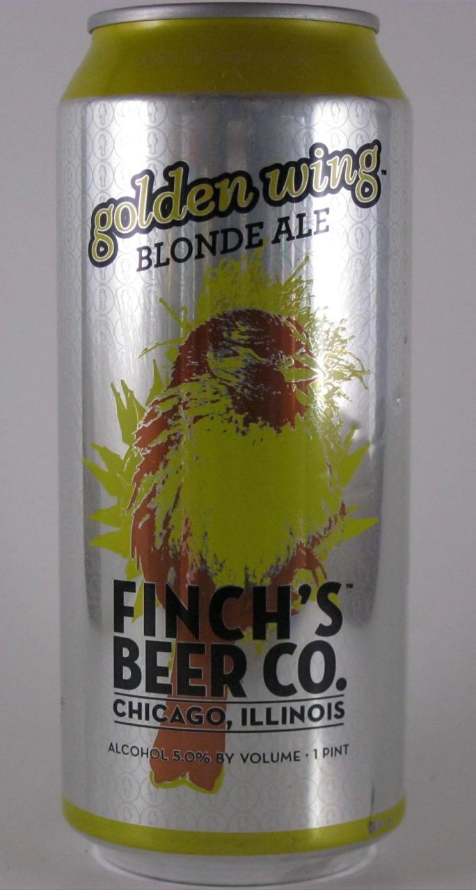 Finch's - Goldenwing