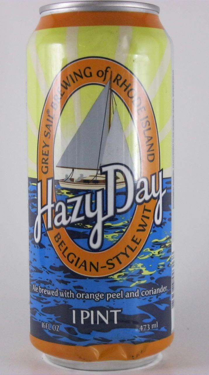 Grey Sail - Hazy Day