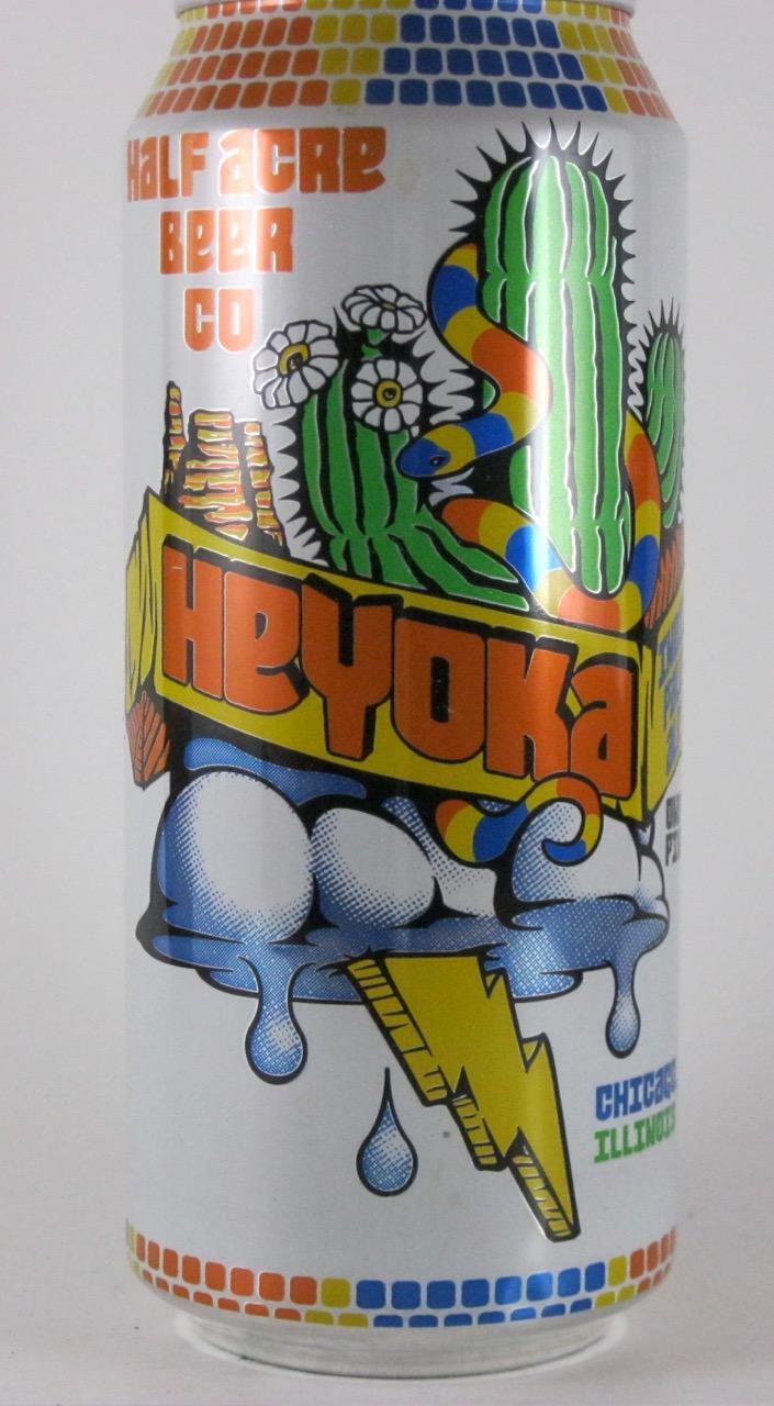 Half Acre - Heyoka
