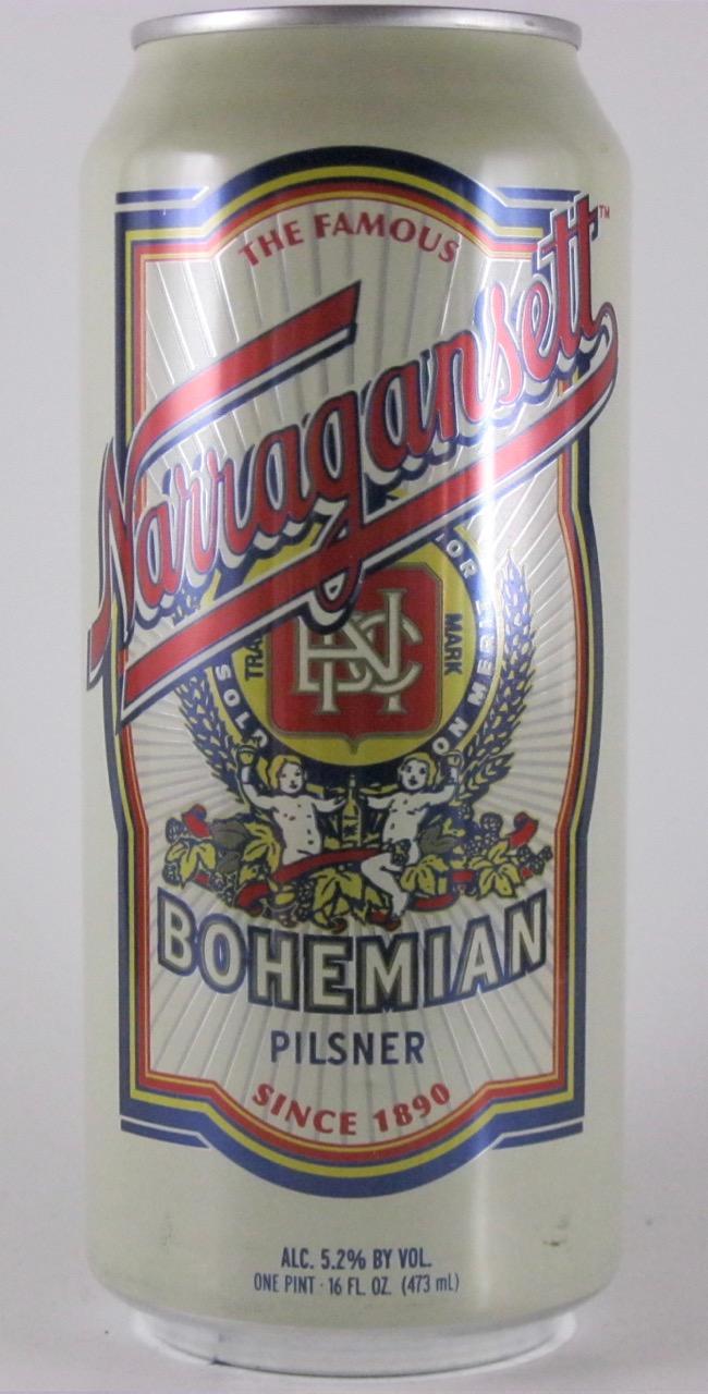 Narragansett - Bohemian Pilsner