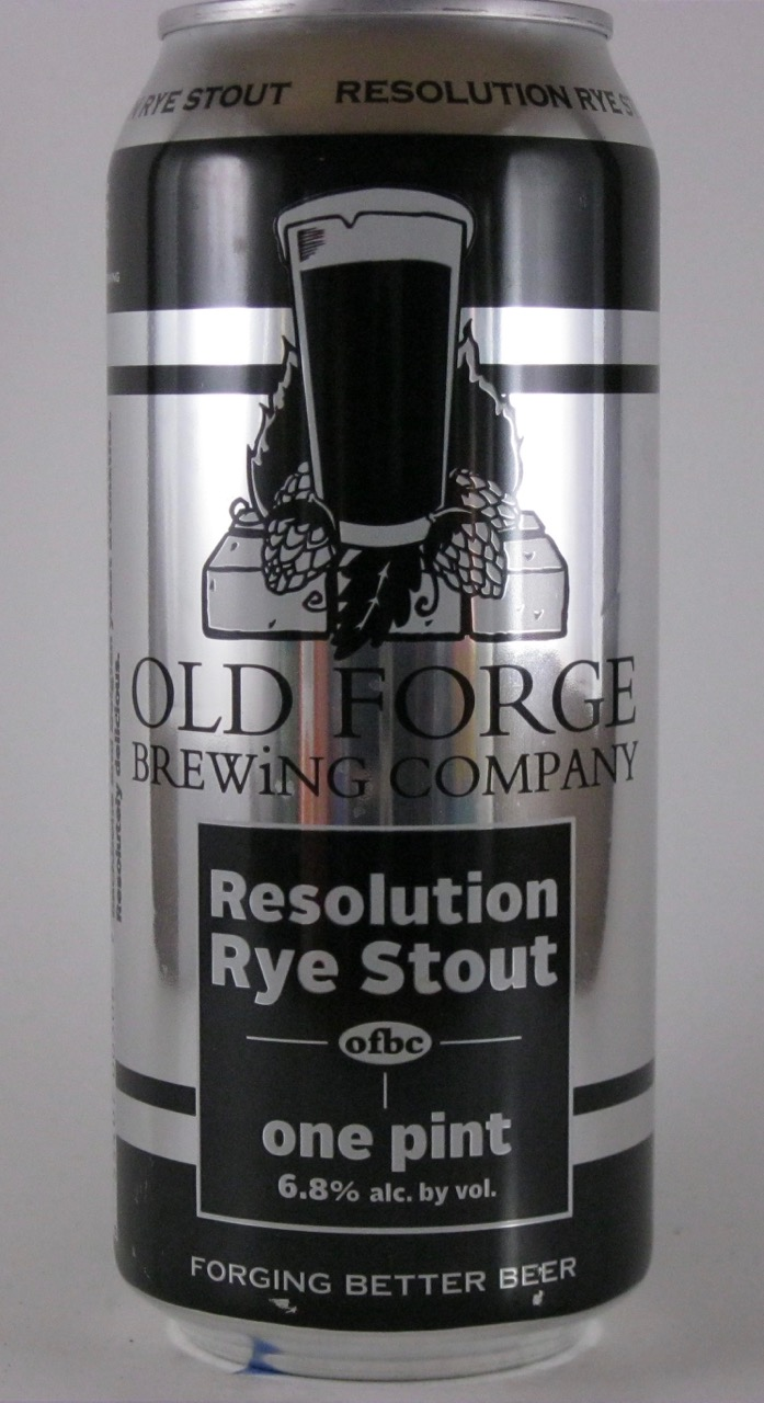Old Forge - Resolution Rye