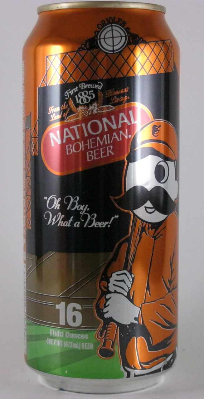 National Bohemian - Oh Boy What a Beer