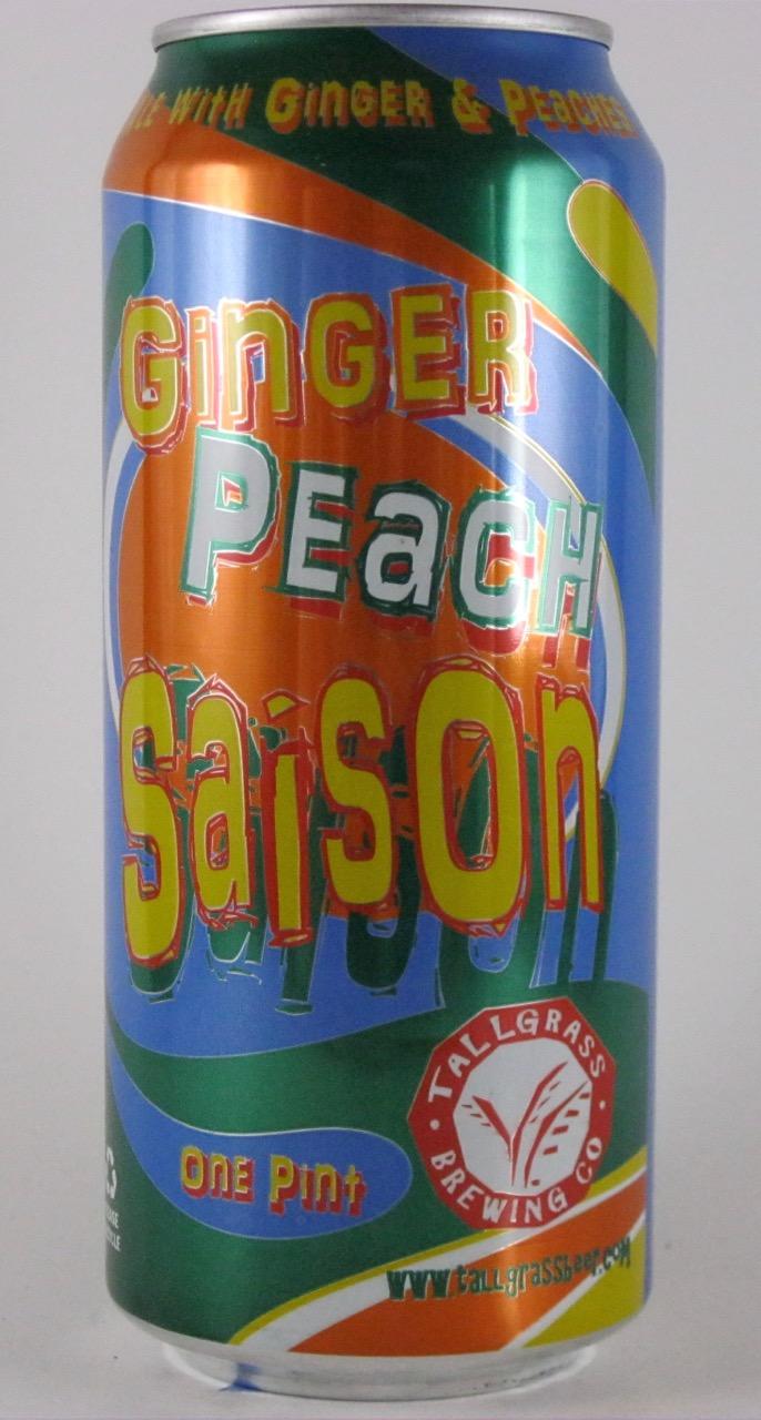 Tall Grass - Ginger Peach