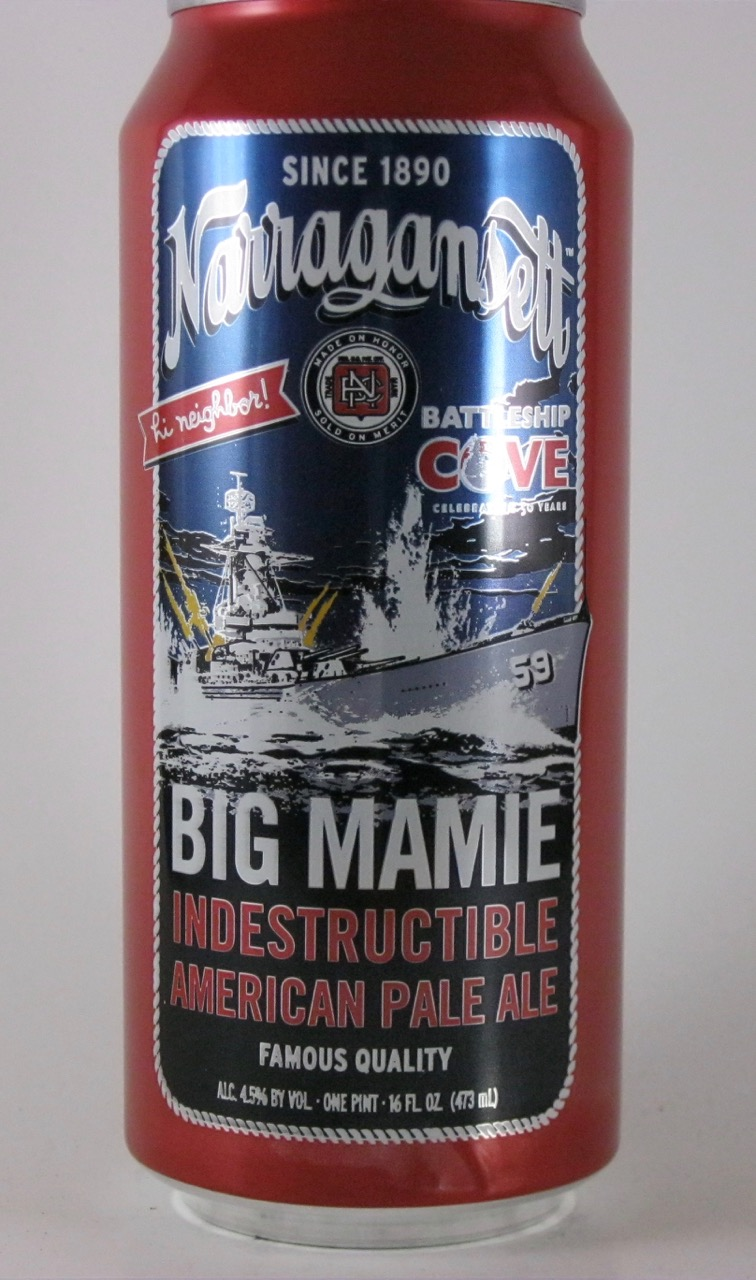 Narragansett - Big Mamie