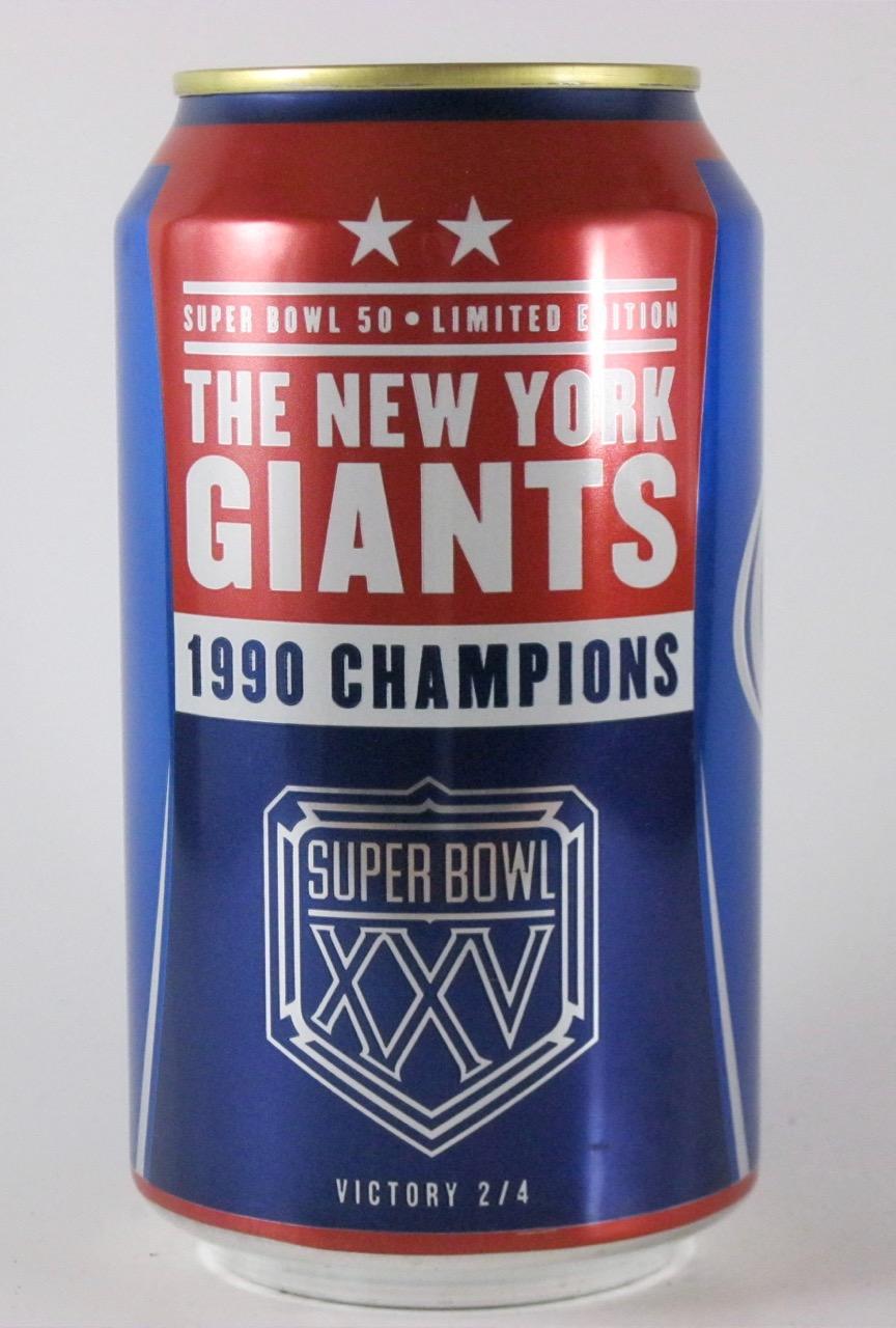 Anheuser Busch - Giants 1990