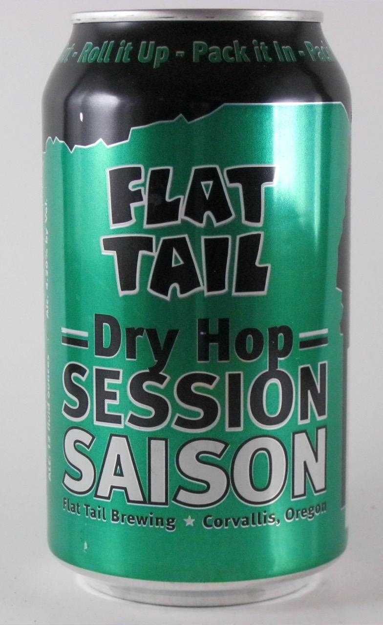 Flat Tail - Dry Hop Session Saison