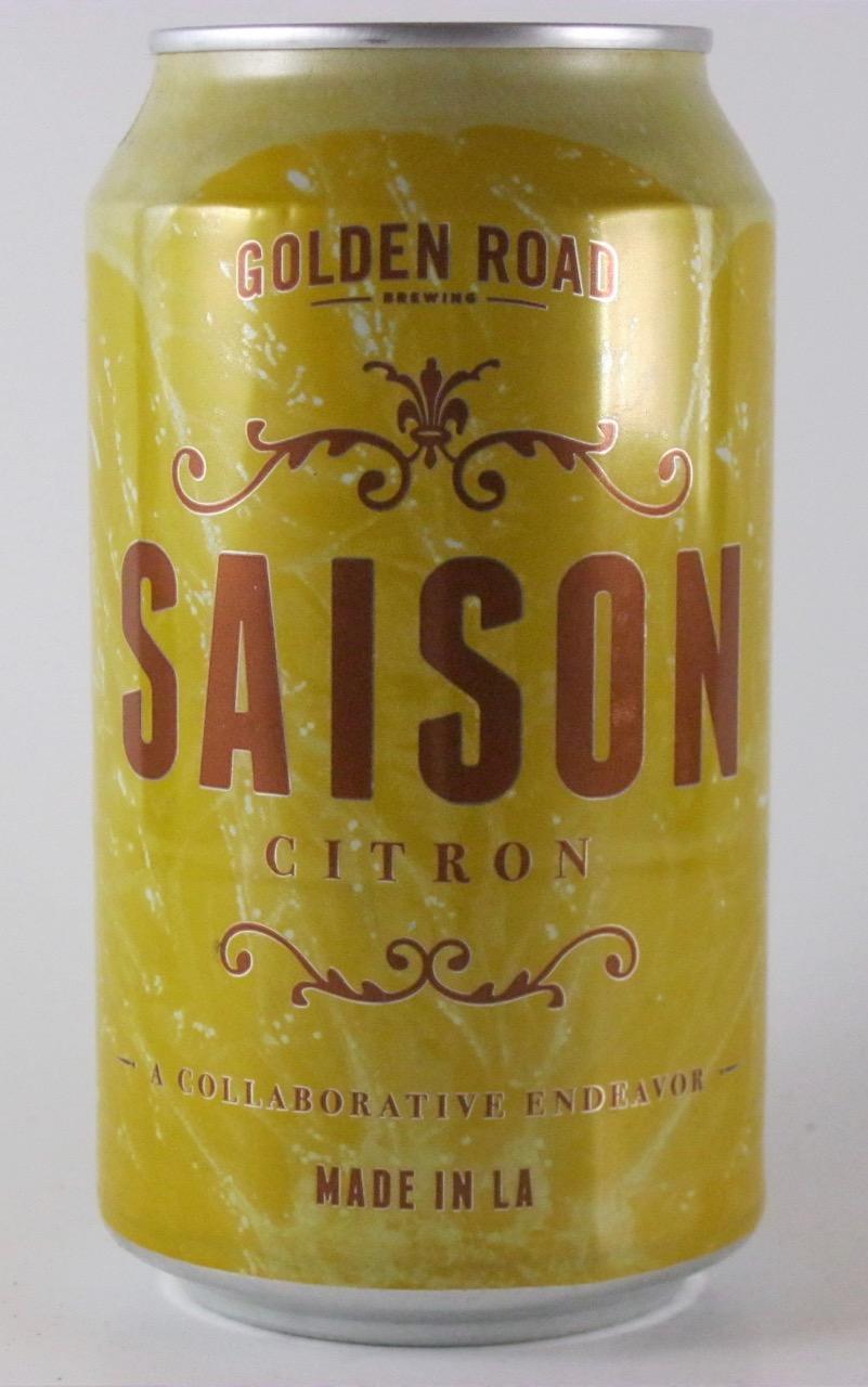 Golden Road - Saison Citron
