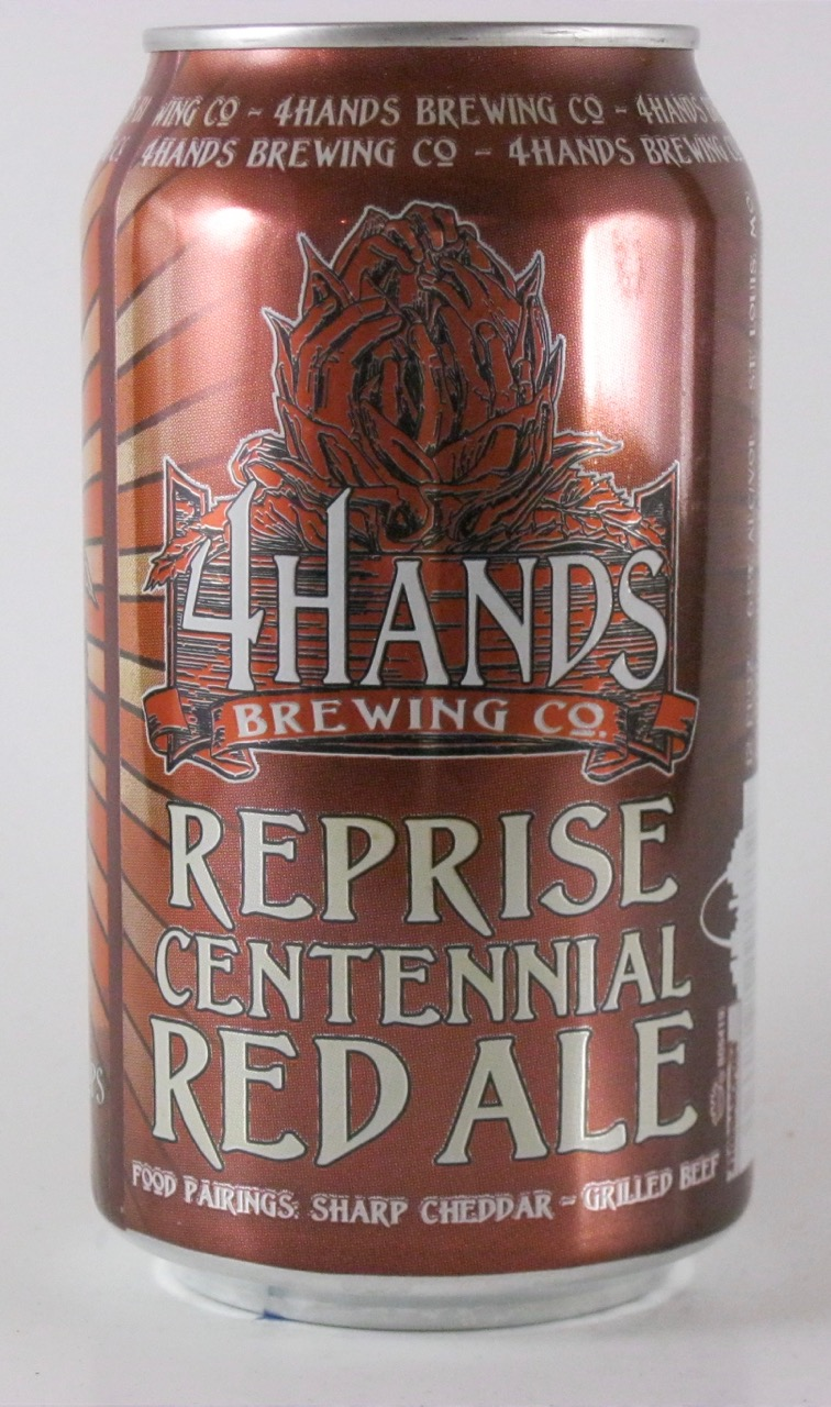 4 Hands - Reprise Centennial Red Ale