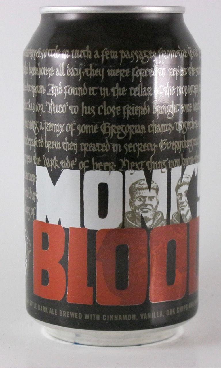 21st Amendment - Monk's Blood