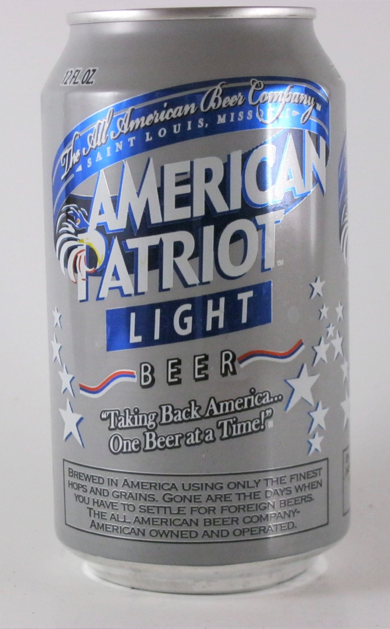All American - American Patriot Light