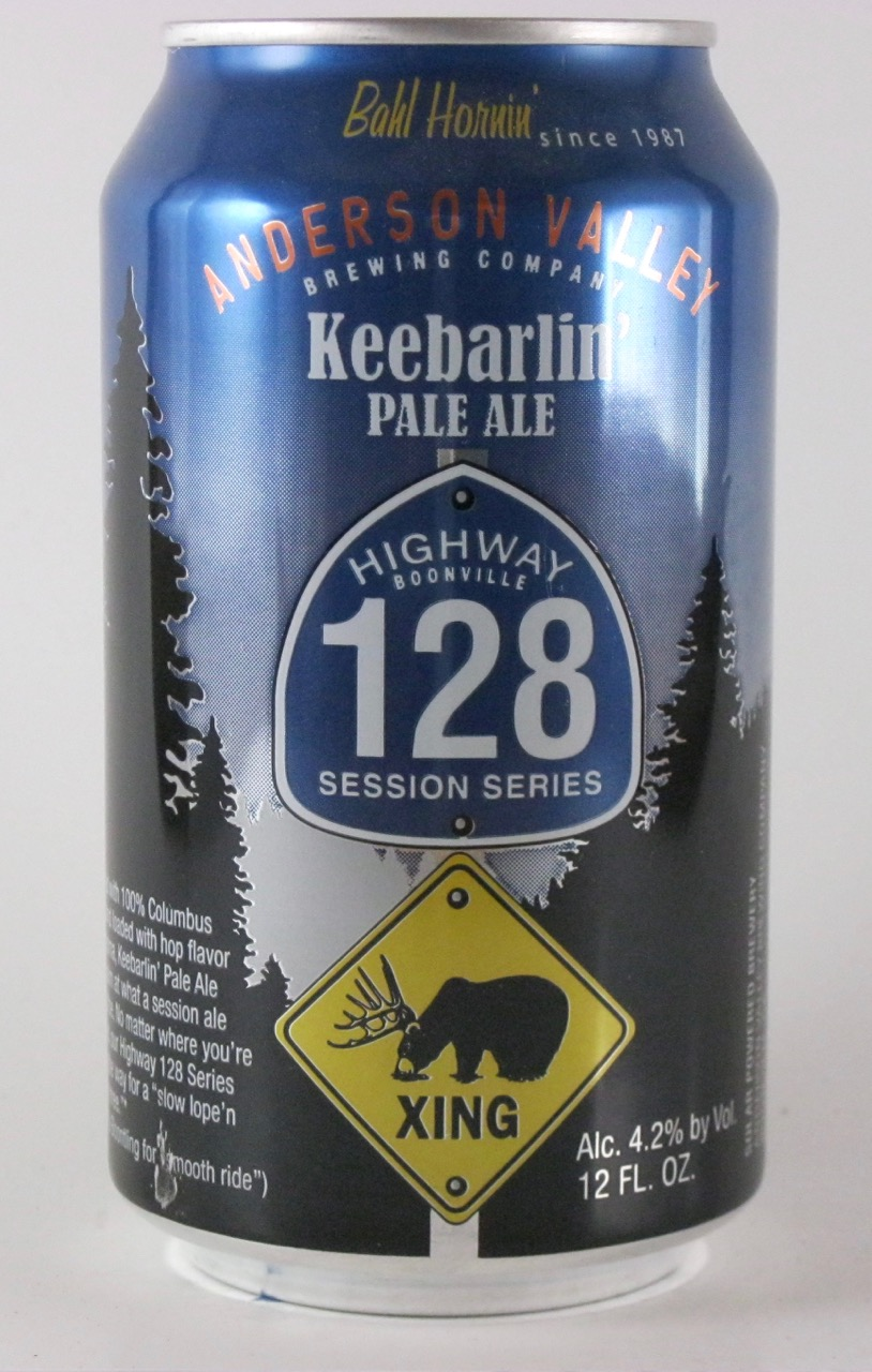 Anderson Valley - Keebarlin Pale Ale