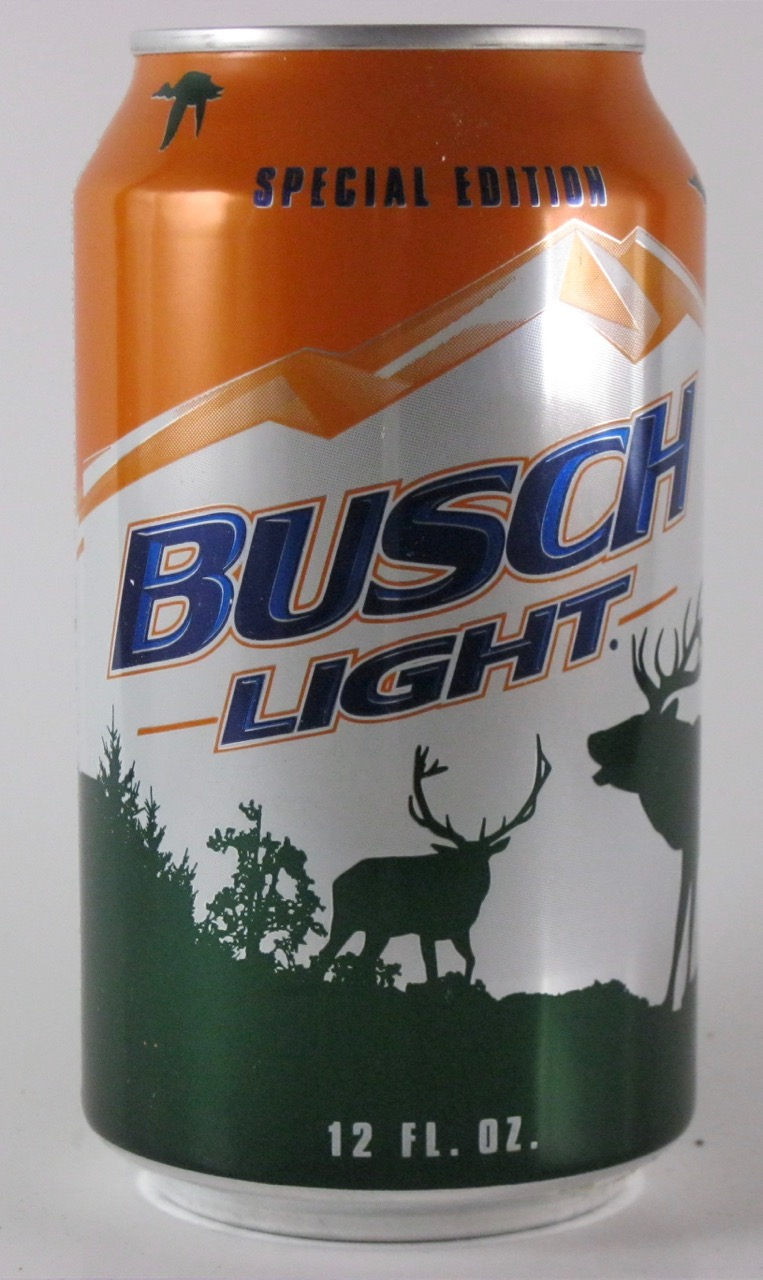 Anheuser Busch - Busch Light Special Edition