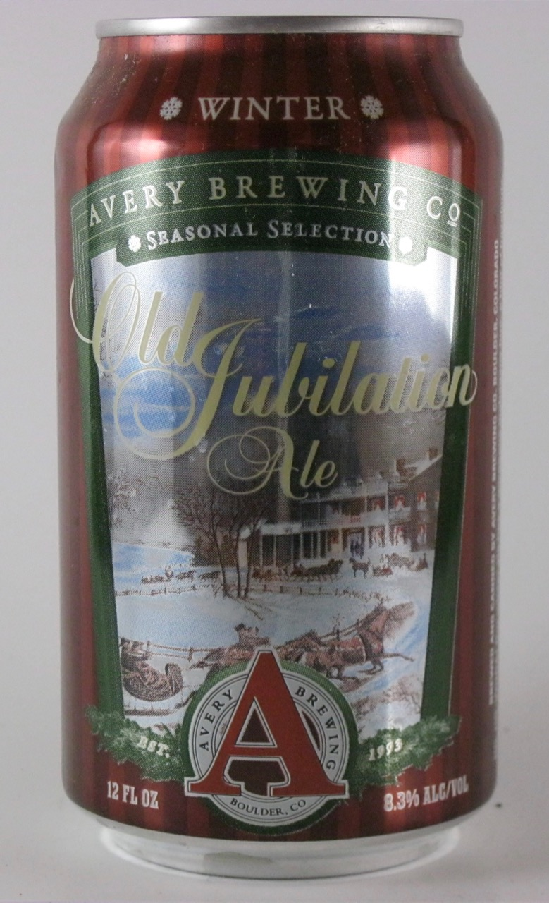 Avery - Jubilation Ale