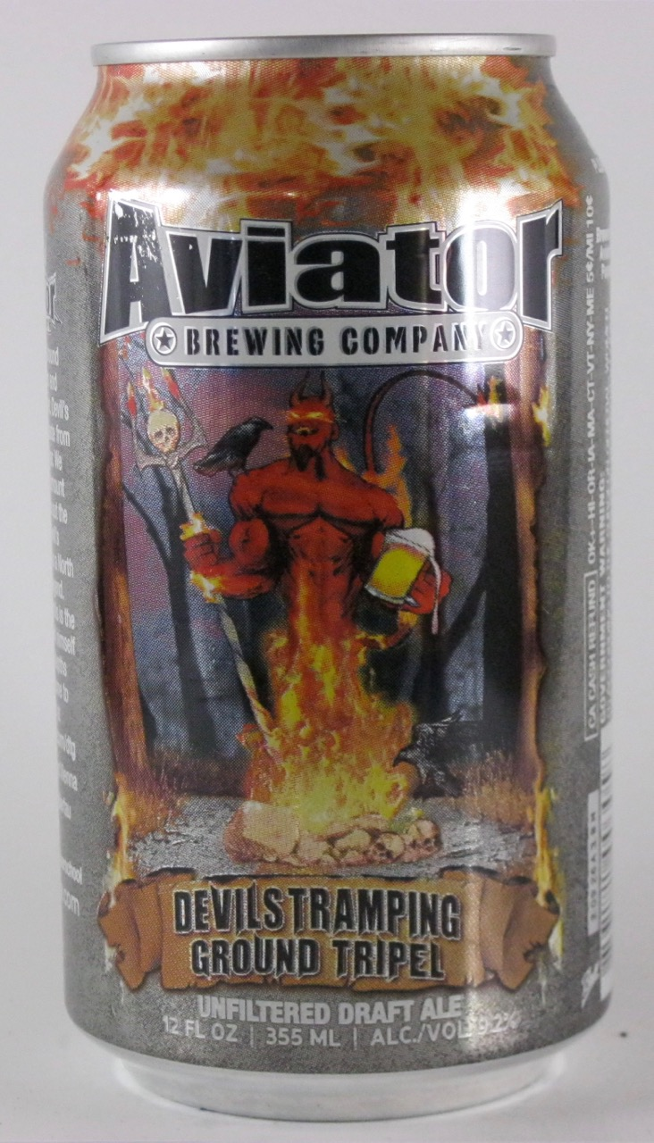 Aviator - Devils Tramping Ground Trippel