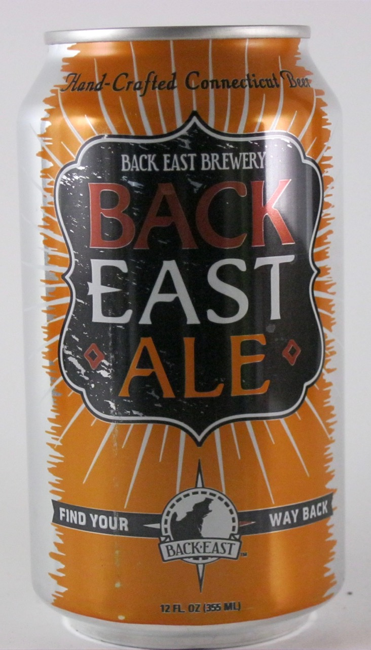 Back East - Back East Ale