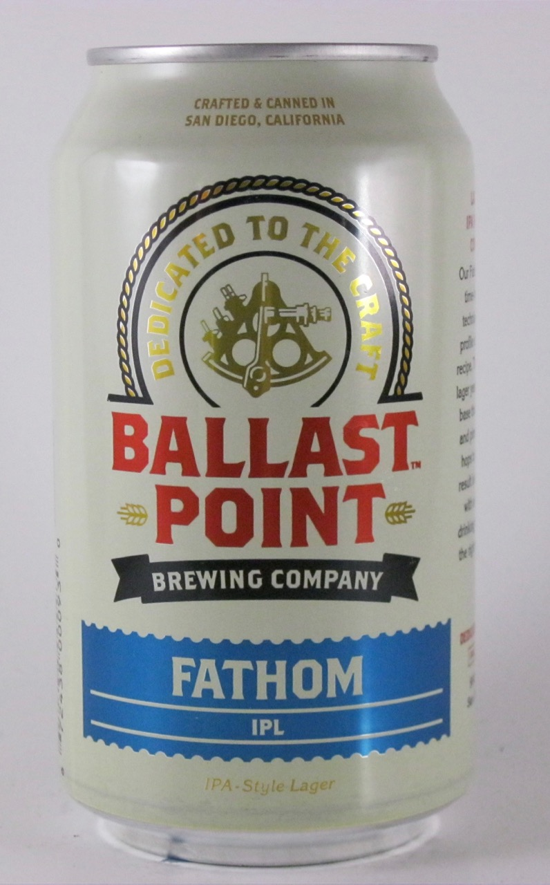 Ballast Point - Fathom IPL