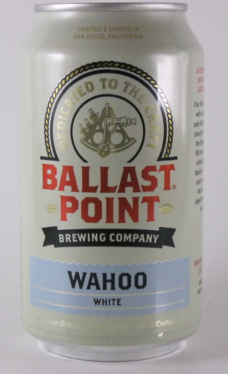 Ballast Point - Wahoo White