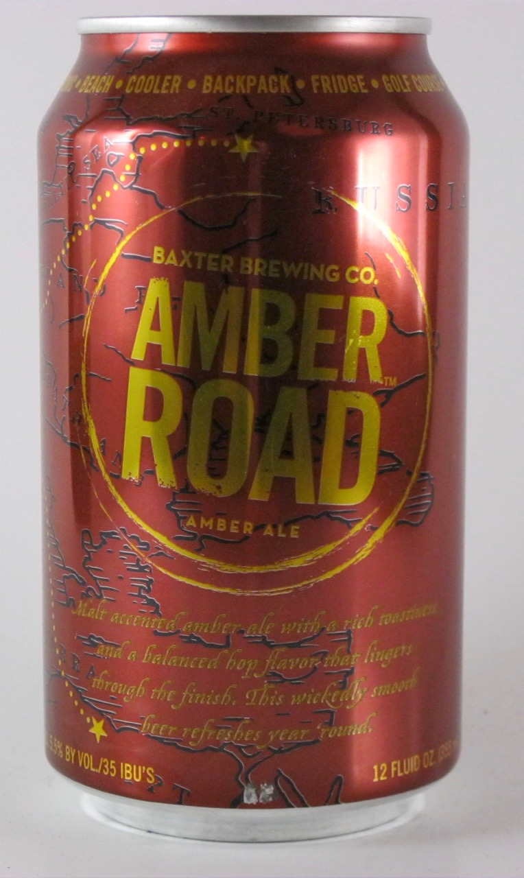 Baxter - Amber Road