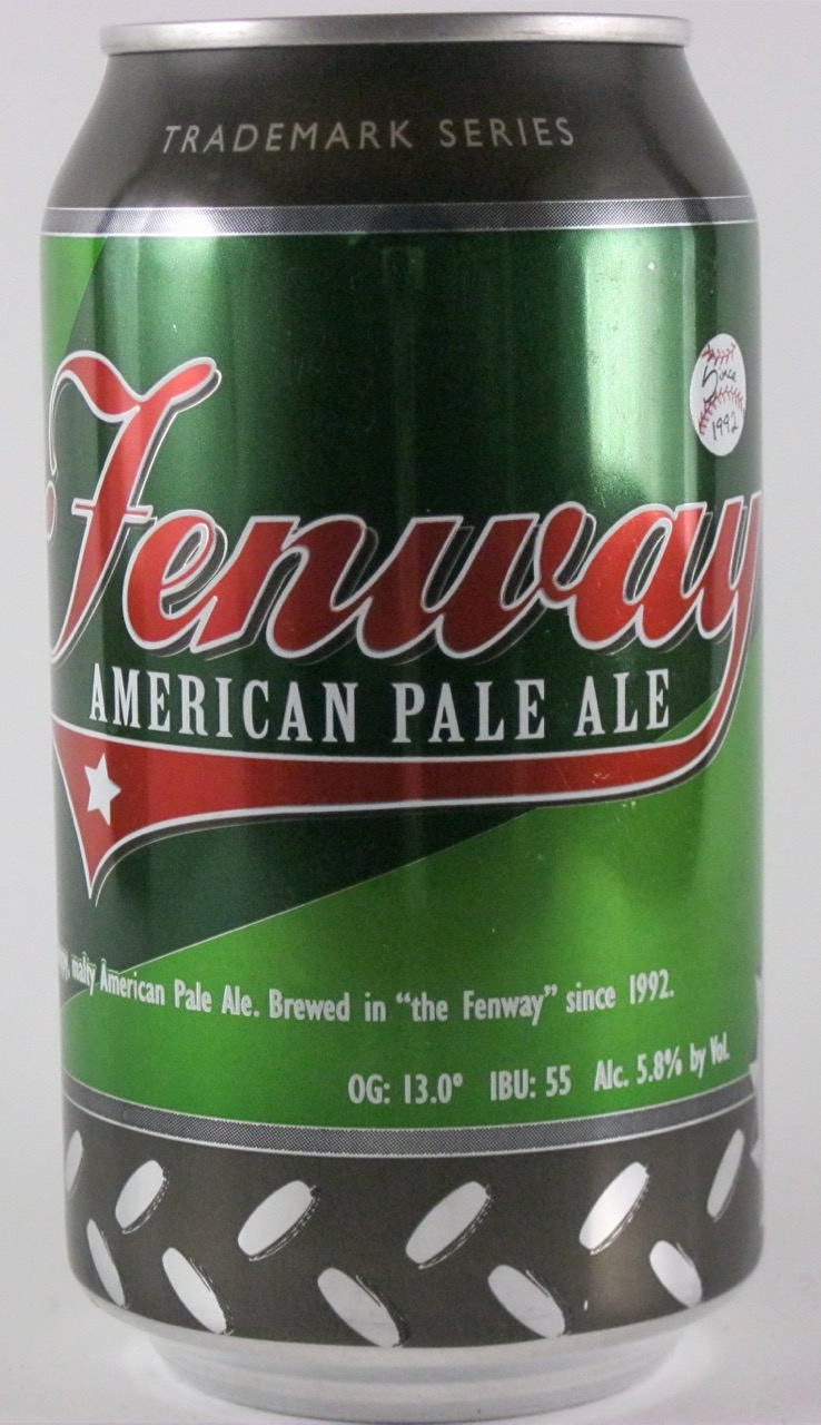 Beer Works - Fenway American Pale Ale