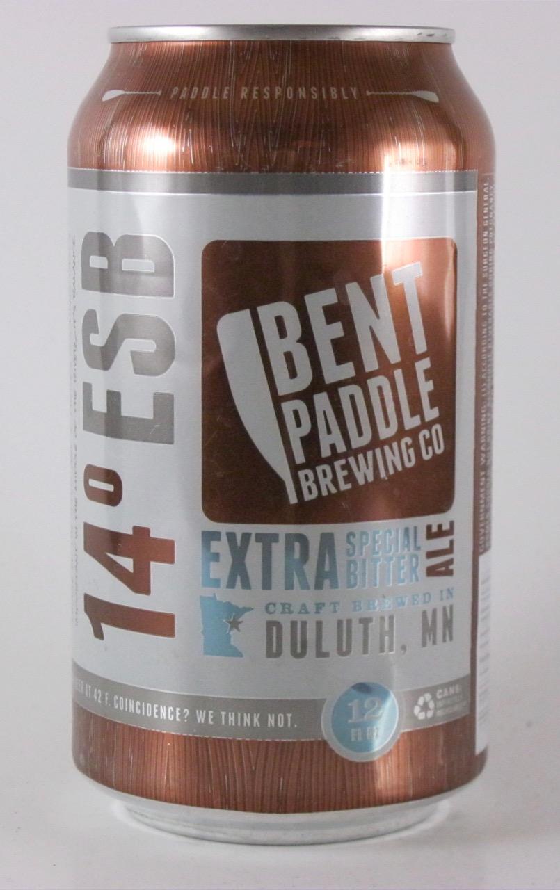 Bent Paddle - 14 ESB