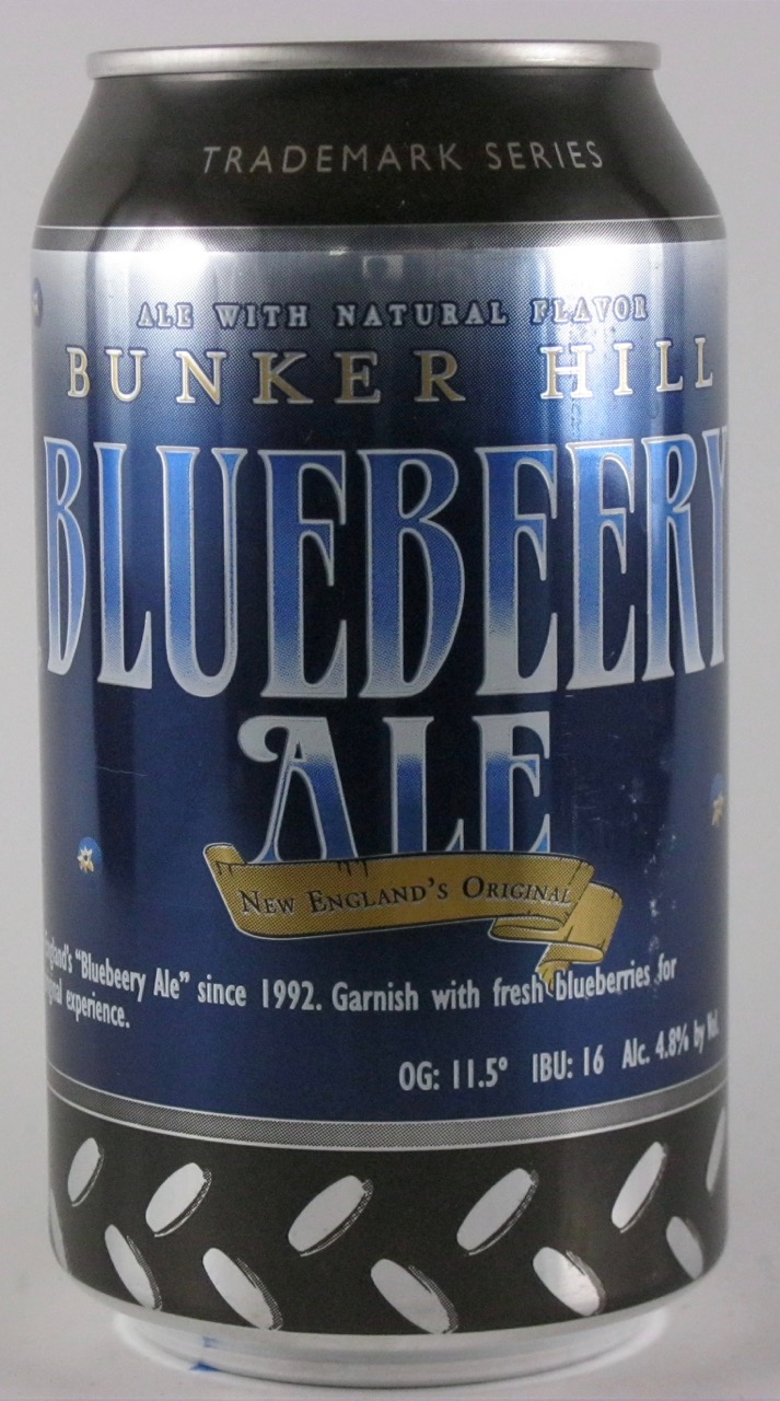 Beer Works - Bunker Hill Blueberry Ale