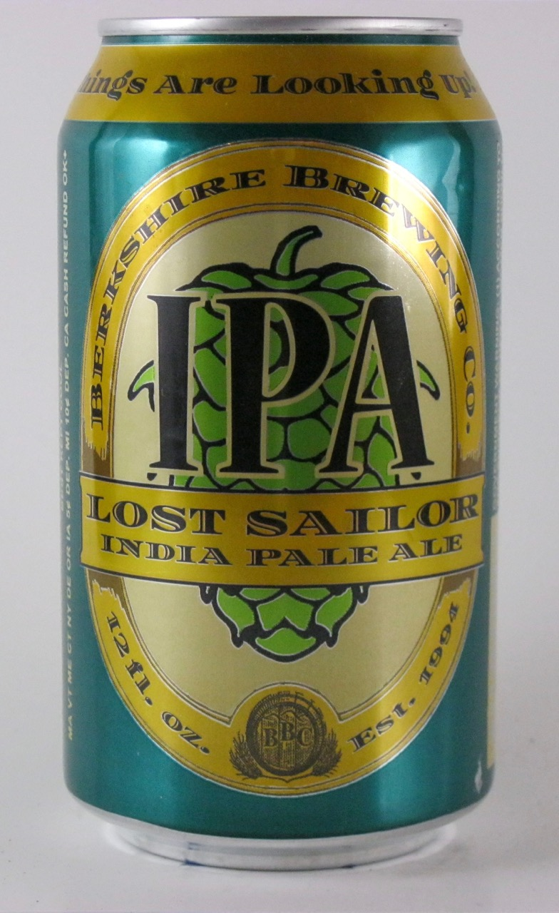 Berkshire - Lost Sailor IPA
