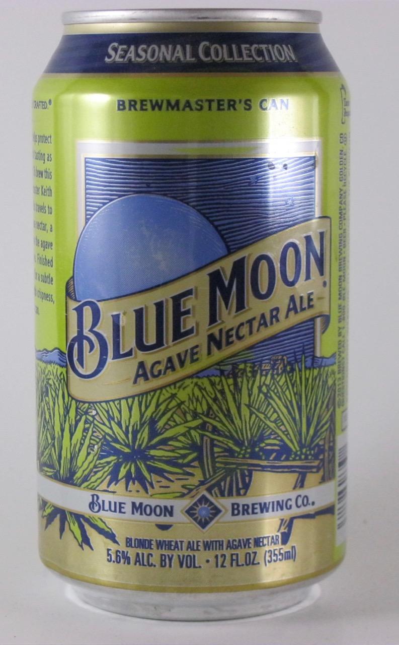 Blue Moon - Agave Nectar Ale