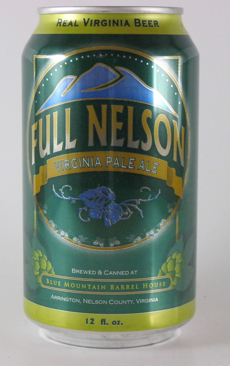 Blue Mountain - Full Nelson IPA