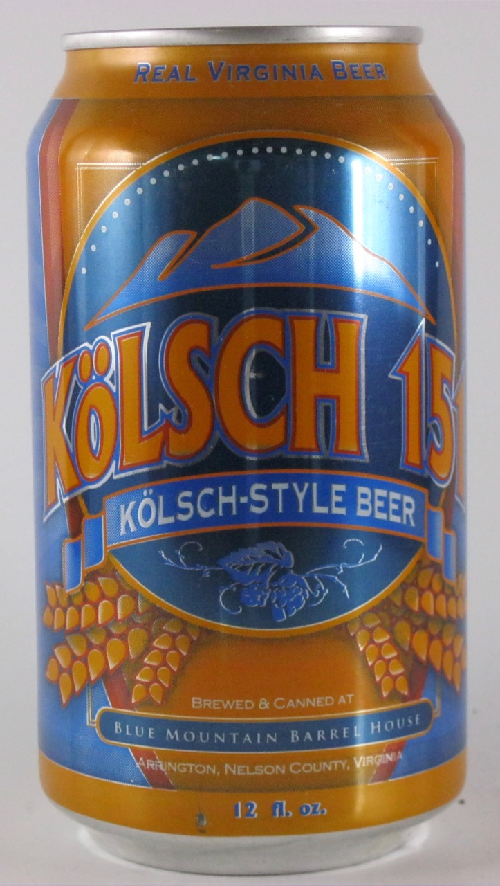 Blue Mountain - Kolsch 15