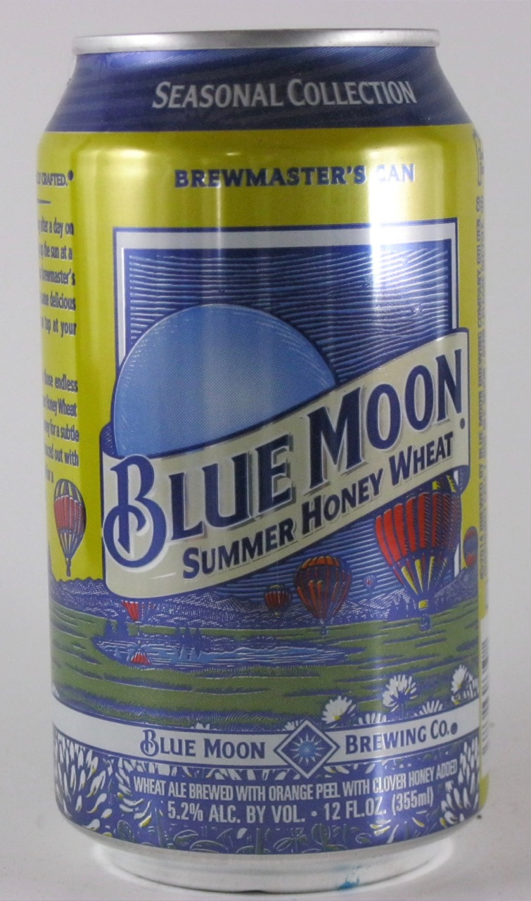 Blue Moon - Summer Honey Wheat