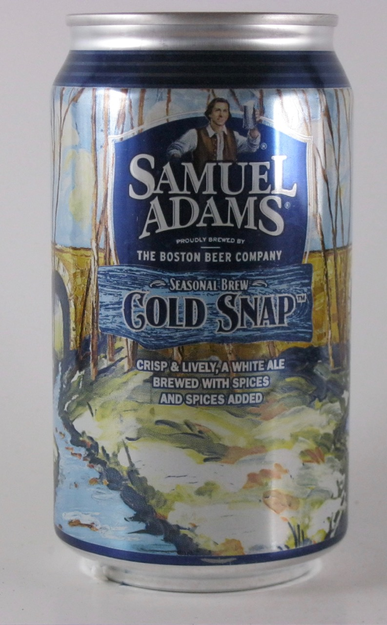 Boston Beer - Samuel Adams Cold Snap