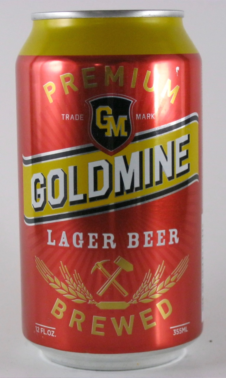 Goldmine - Lager Beer