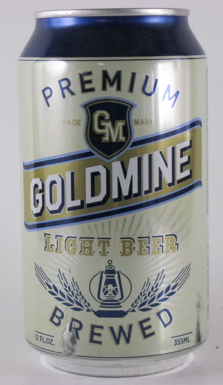 Goldmine - Light Beer