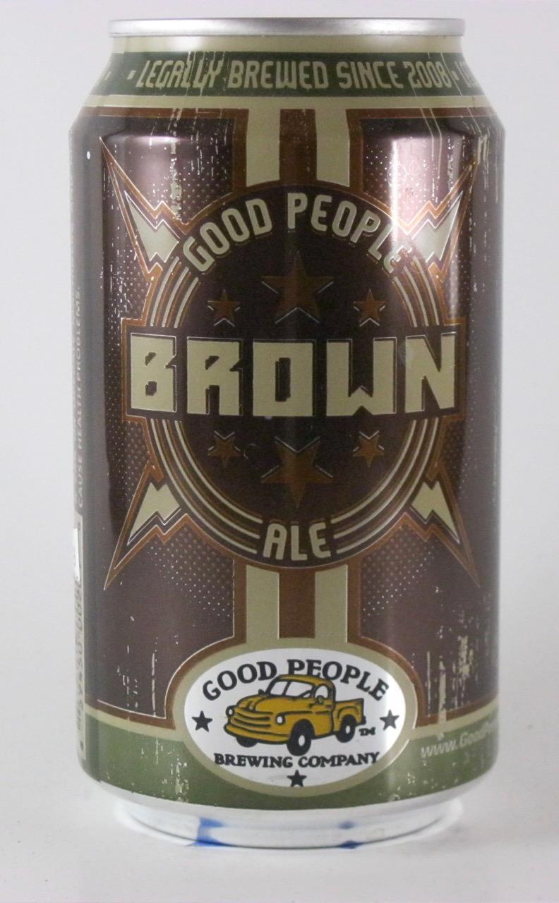 Good People - Brown Ale