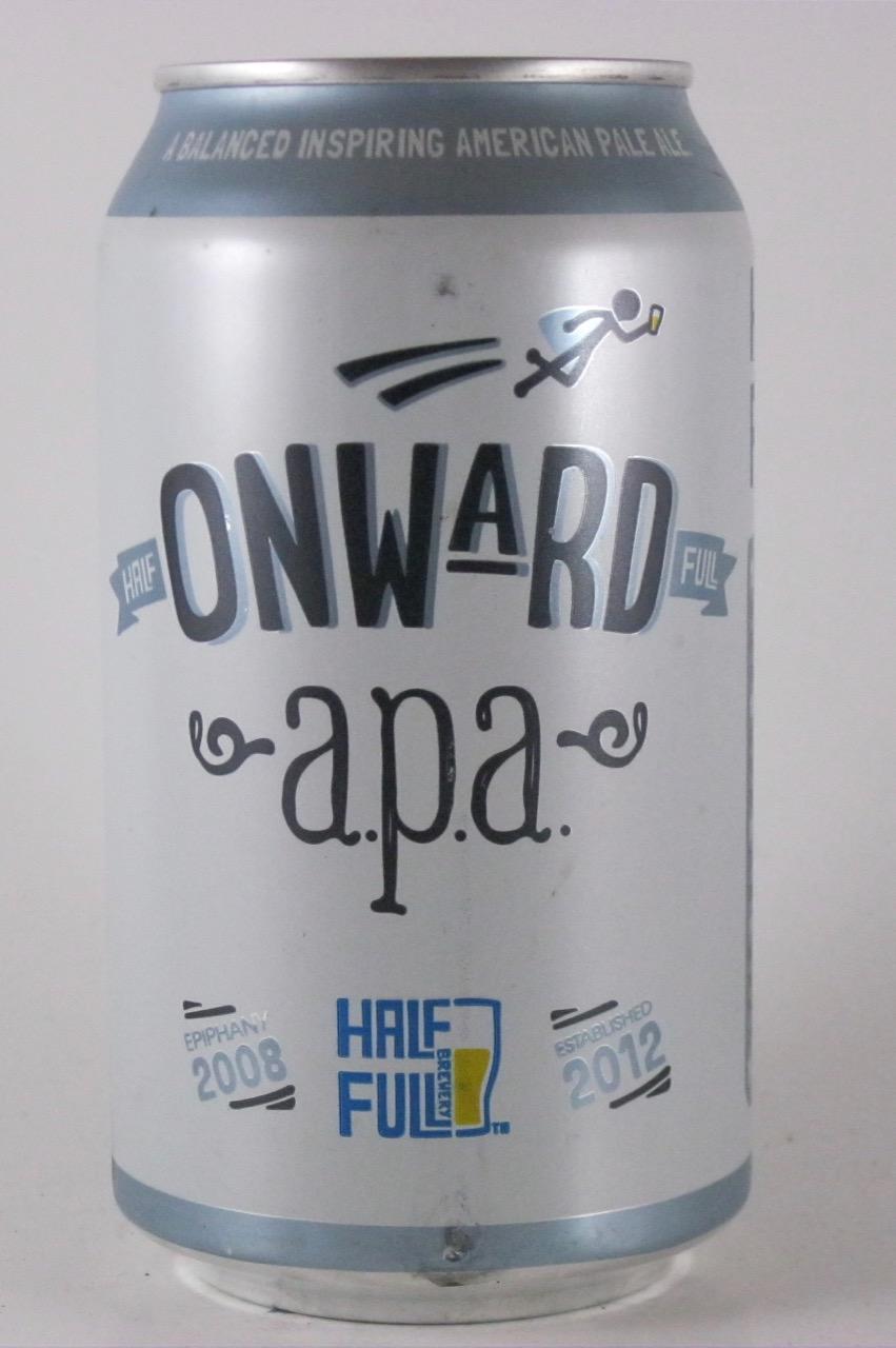 Half Full - Onward APA