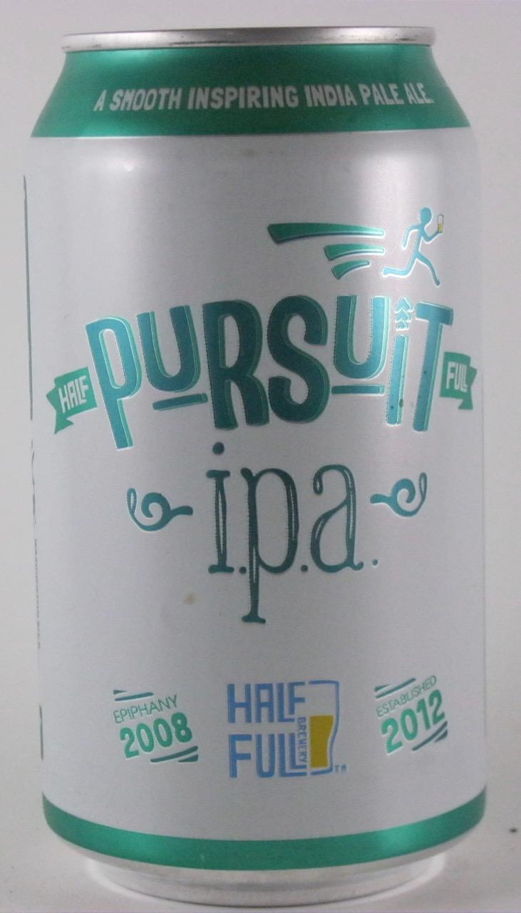 Half Full - Pursuit IPA